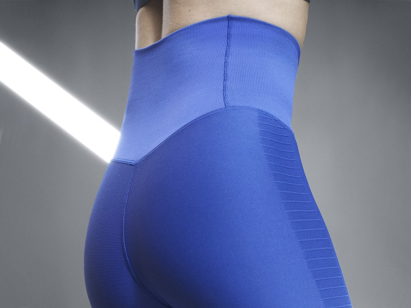 9c178178bf Nike Zoned Sculpt Toghts offer support, fit and comfort for the body in  motion.