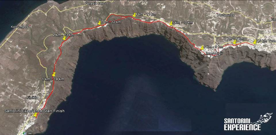 4_SE_15km Running Route