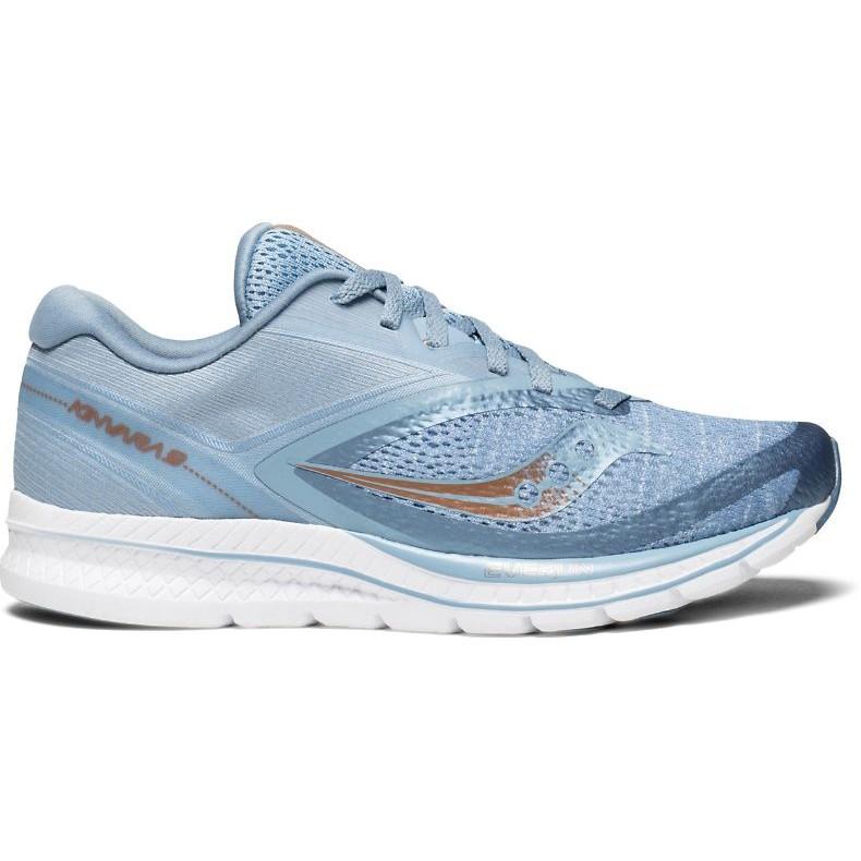 21289360c6e Ελαφρύ και γεμάτο ενέργεια, το Kinvara είναι το παπούτσι με το οποίο τρέχω  στους αγώνες 5Κ και 10Κ επειδή το αισθάνομαι τόσο γρήγορο.