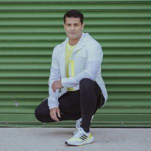 adidas Coach: Μιχάλης Καφετζής